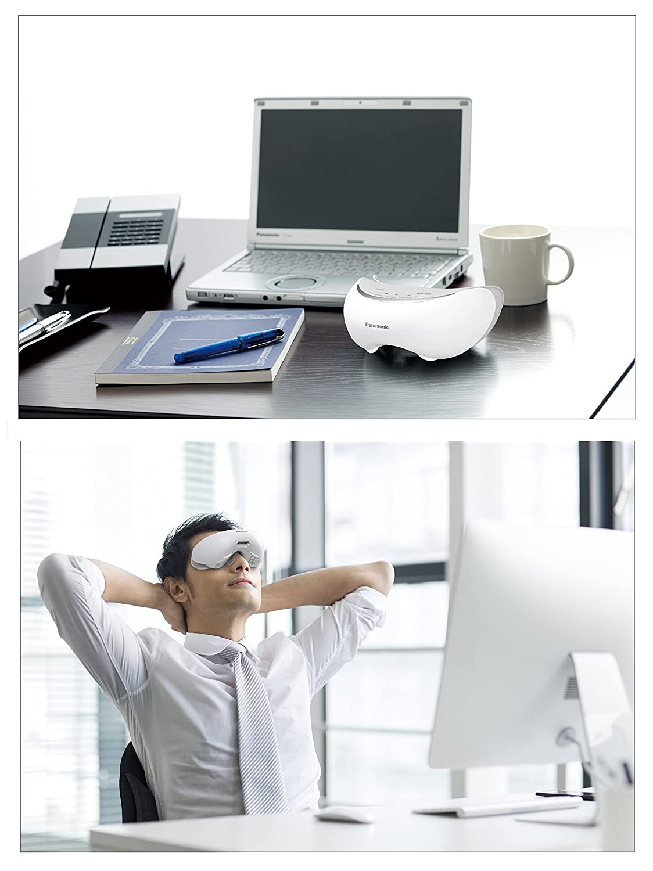 オフィスで パナソニック 目もとエステ EH-SW66