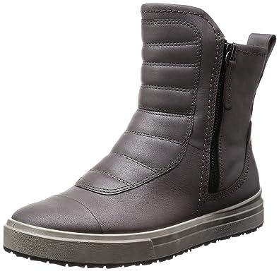 Ecco Größe 42 Eu Damen Cleo Sneaker Grau qO6Pg