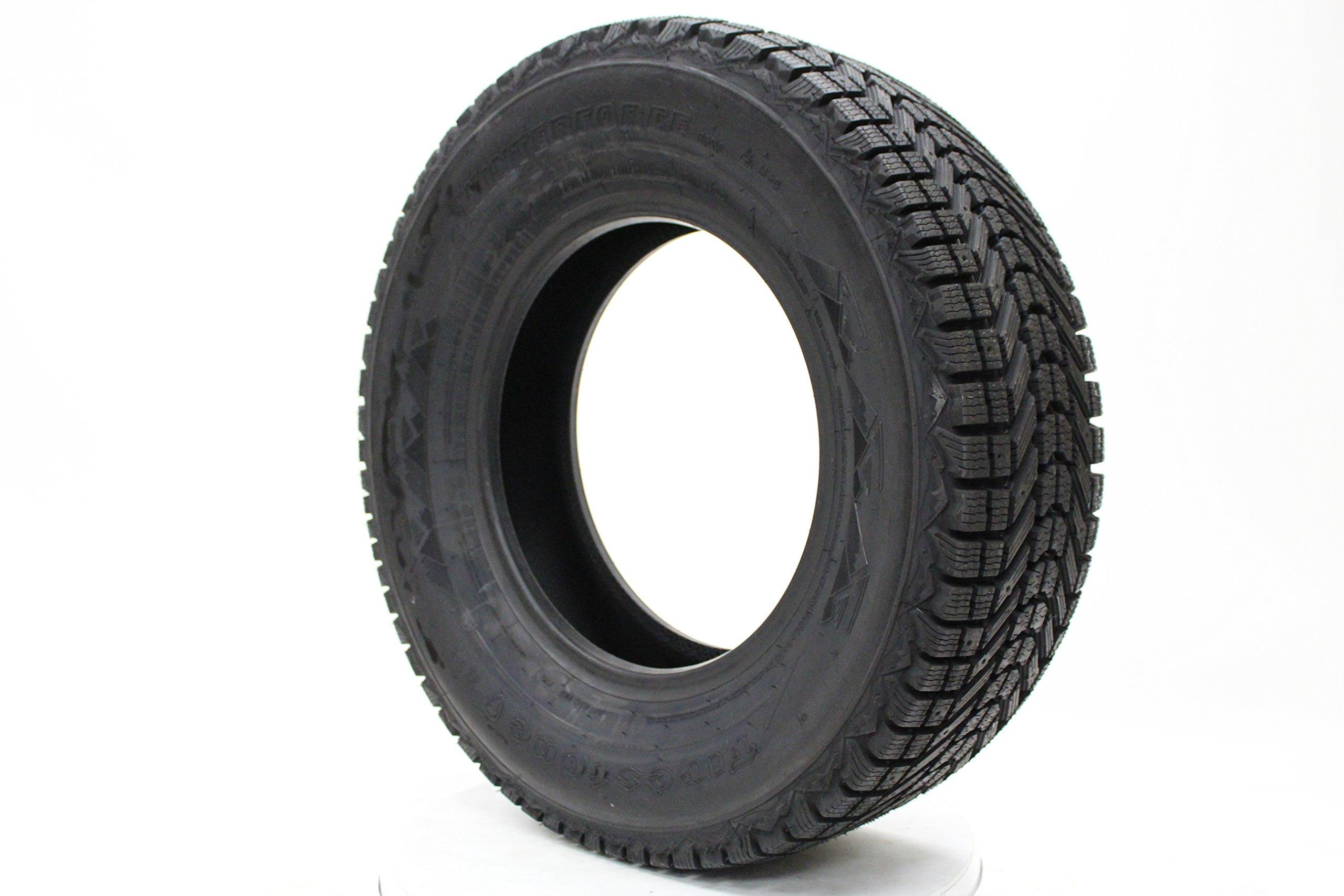 Firestone Winterforce UV Winter Radial Tire - 215/65R16 98S
