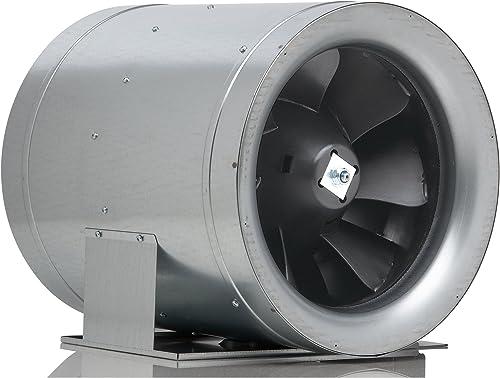Can-Fan Max-Fan Inline Mixed Flow Fan, 14-Inch 1700 Cubic Feet Per Minute