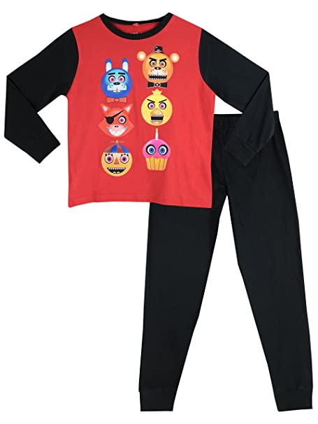 Five Nights At Freddys Pyjamas - Pijama para Niños - Five Nights At Freddys - 13