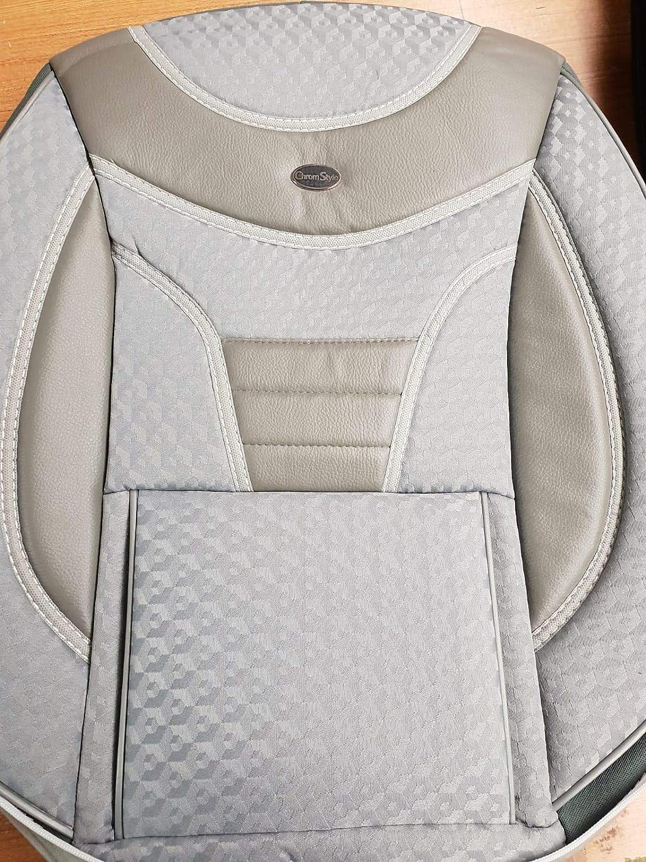 908 Ma/ß Sitzbez/üge kompatibel mit Mercedes Vito Viano W639 Fahrer /& Beifahrer Farbnummer