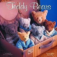 Teddy Bears 2017 Square 12x12 Wall Calendar