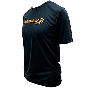 Camiseta Bullpadel Azul Marino ODP (XL): Amazon.es: Deportes y ...