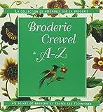 Broderie Crewel de A-Z