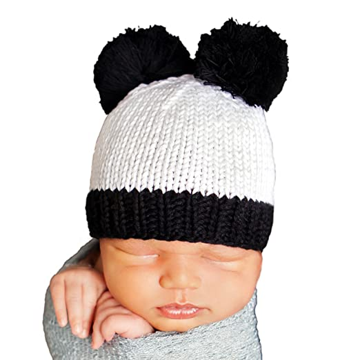 49421443437 Image Unavailable. Image not available for. Color  Huggalugs Baby Panda  Newborn Boys or Girls Hospital Hat Gender Neutral Green