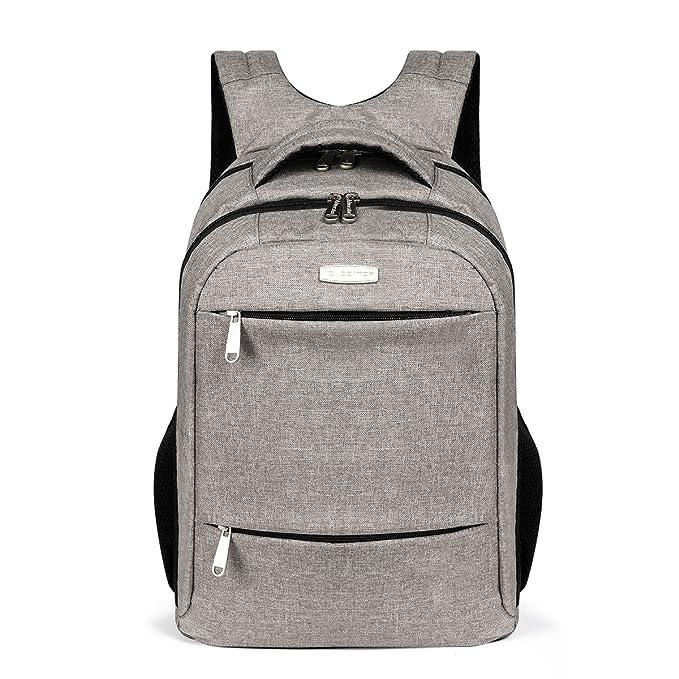 advocator ordenador mochila para portátil de 14 - 15,6 en colegio mochila escolar: Amazon.es: Ropa y accesorios