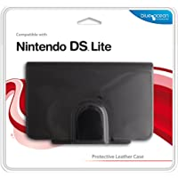 Blue Ocean Accessories Black Leather Case for DS