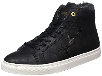Cheap Price Discount Authentic Womens Anna Donne Fur Mid Hi-Top Trainers Pantofola D'oro Big Discount Sale Online Countdown Package Cheap Price Cheap Sale Fast Delivery BaokLFRQp