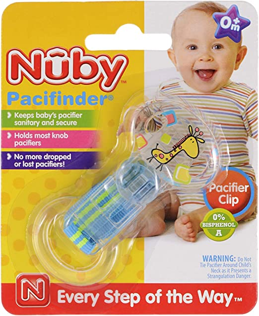 Nûby ID5999 - Cadena chupete: Amazon.es: Bebé