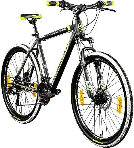 Galano 27,5 Pulgadas 650B MTB Toxic Mountain Bike Frenos de Disco Shimano: Amazon.es: Deportes y aire libre
