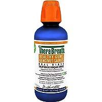 Therabreath Healthy Gums oral Rinse - Clean Mint | zinc & Tea Tree Oil To Neutralize Bacteria & Restore Gum tissue…