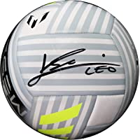 $429 » Lionel Messi Signed Autographed Adidas Messi Soccer Ball COA