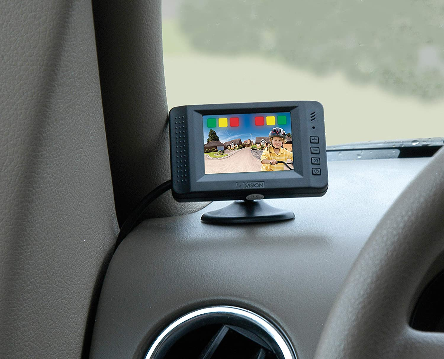 Hopkins 60195VA nVISION Rearview Camera System Hopkins Manufacturing