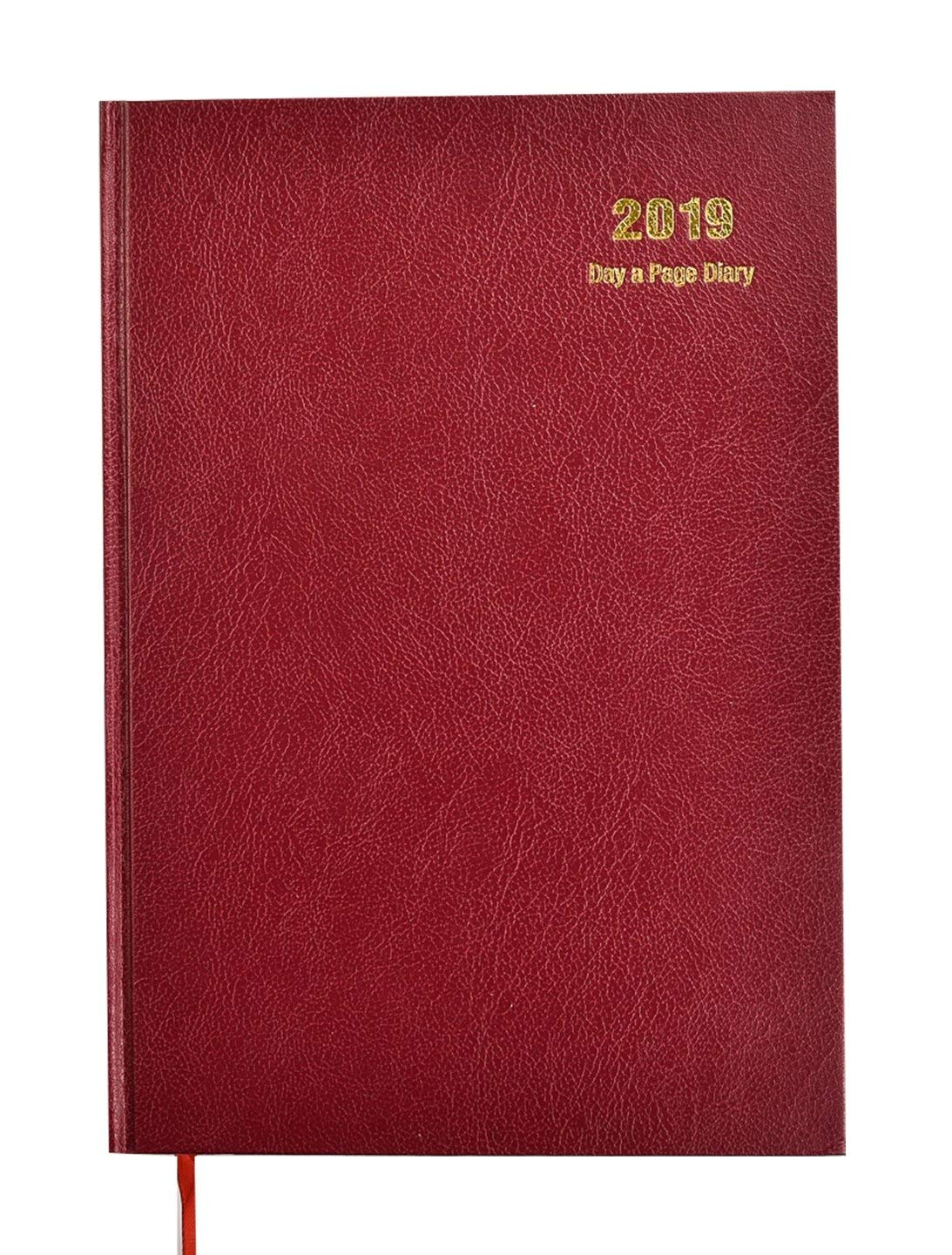Amazon.com : Arpan 2019 Diary, A4 One Day to a Page Diary ...