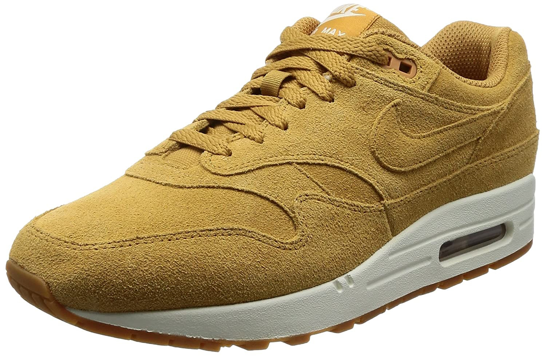 Nike ZAPATILLAS AIR MAX 1 PRM MARRON HOMBRE 43 EU|Beige