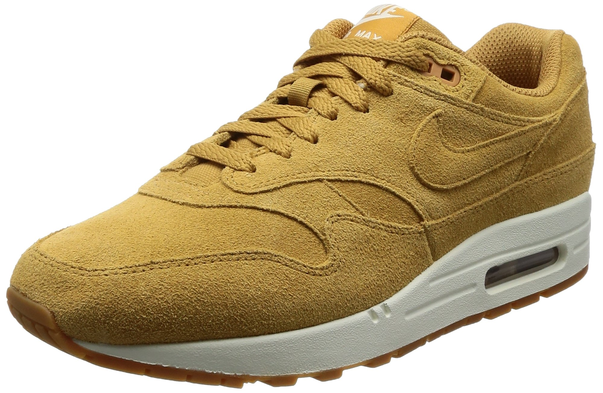 separation shoes 604d5 719a2 Galleon - NIKE Men s Air Max 1 Premium Medium Brown 875844-203 (Size  10)