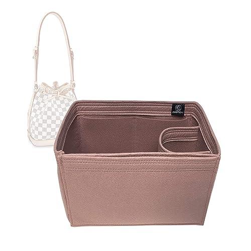 2be162abbc Amazon.com: Zoomoni LV Noe BB Purse Organizer Insert - Premium Felt ( Handmade/20 Colors): Handmade