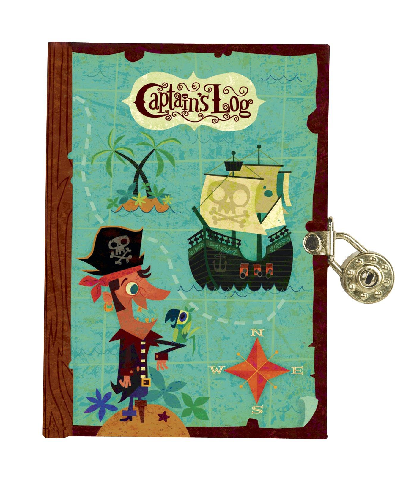 Download Captain's Log Diary PDF