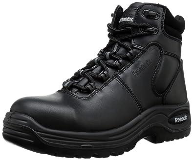 Reebok Mens Black Boot Boots Work Trainex Composite Toe Work