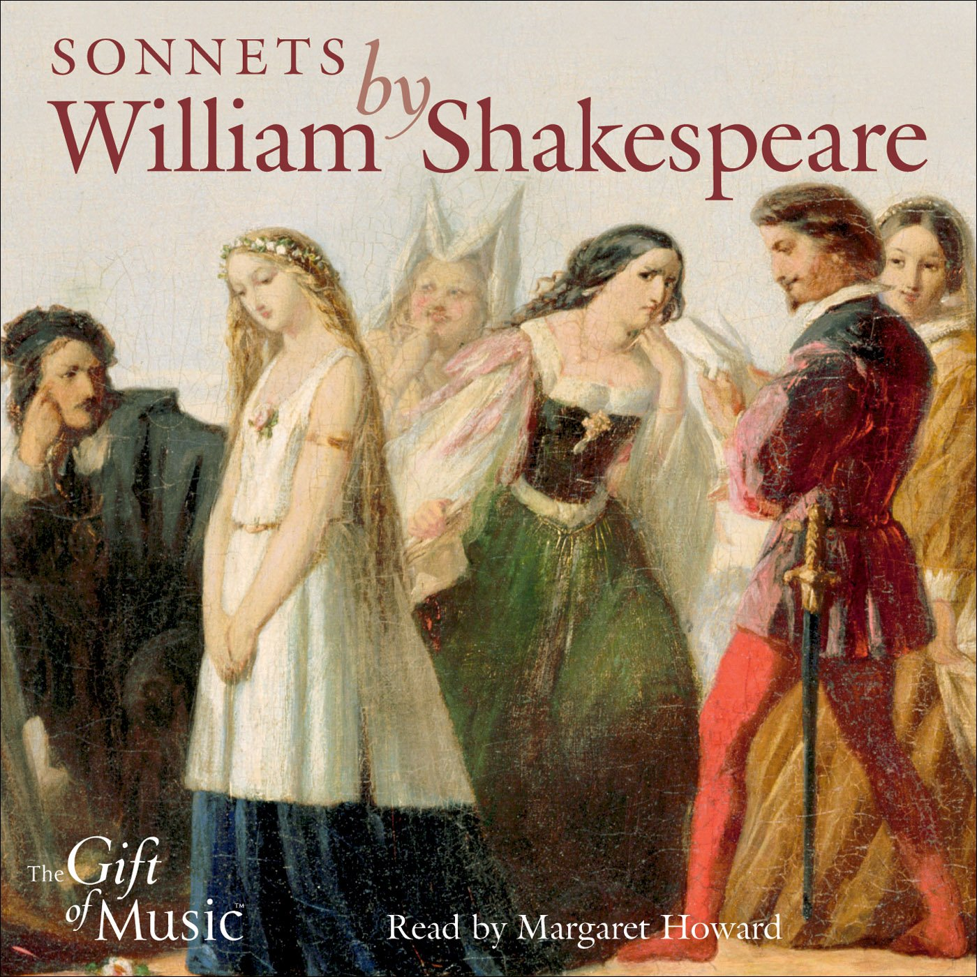 Sonnets By William Shakespeare by The Gift Of Music