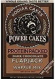 Kodiak Cakes Power Cakes, Dark Chocolate Flapjack and Waffle Mix, 18 Ounce