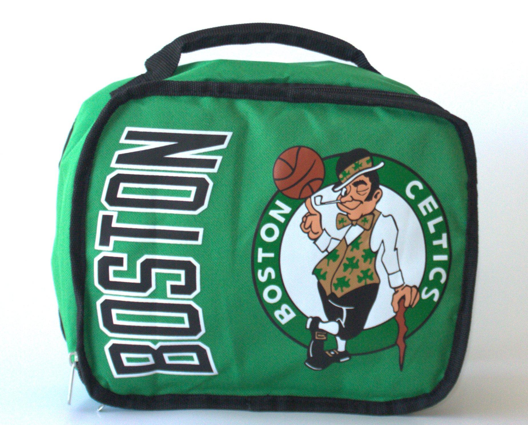 The Northwest Company NBA Boston Celtics Sacked Lunchbox, 10.5-Inch, Green
