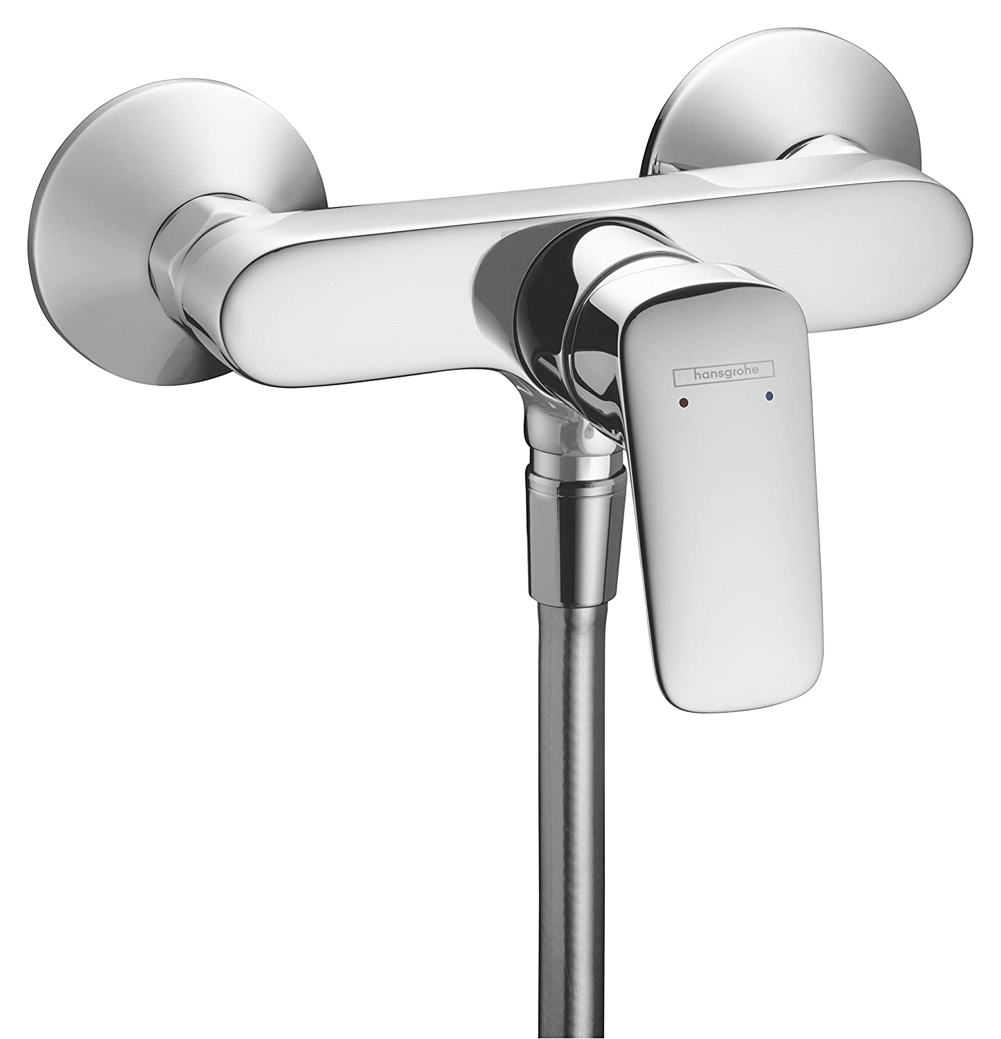 Hansgrohe 71261000  MyCube Shower Mixer, Chrome