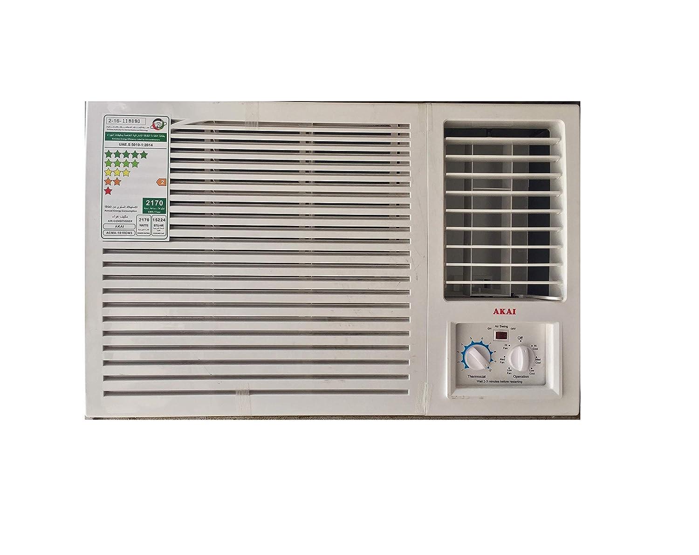 9ee02efd9d3 Akai 1.5 Ton Window Air Conditioner ACMA1810CW3  Amazon.ae  Electro-City