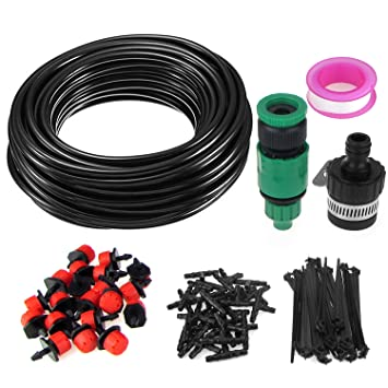 SunTop Kit d arrosage à Faire soi même, Irrigation Goutte à Goutte  Automatique Kit eed4dd5cd935