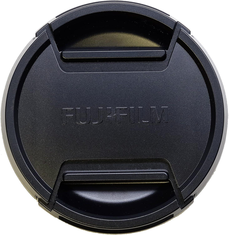 72 mm Nero Fujifilm FLCP-72 II Tappo Obiettivo Anteriore con Superficie Piana