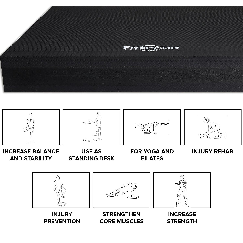 amazon com balance pad balance trainer for stability balance