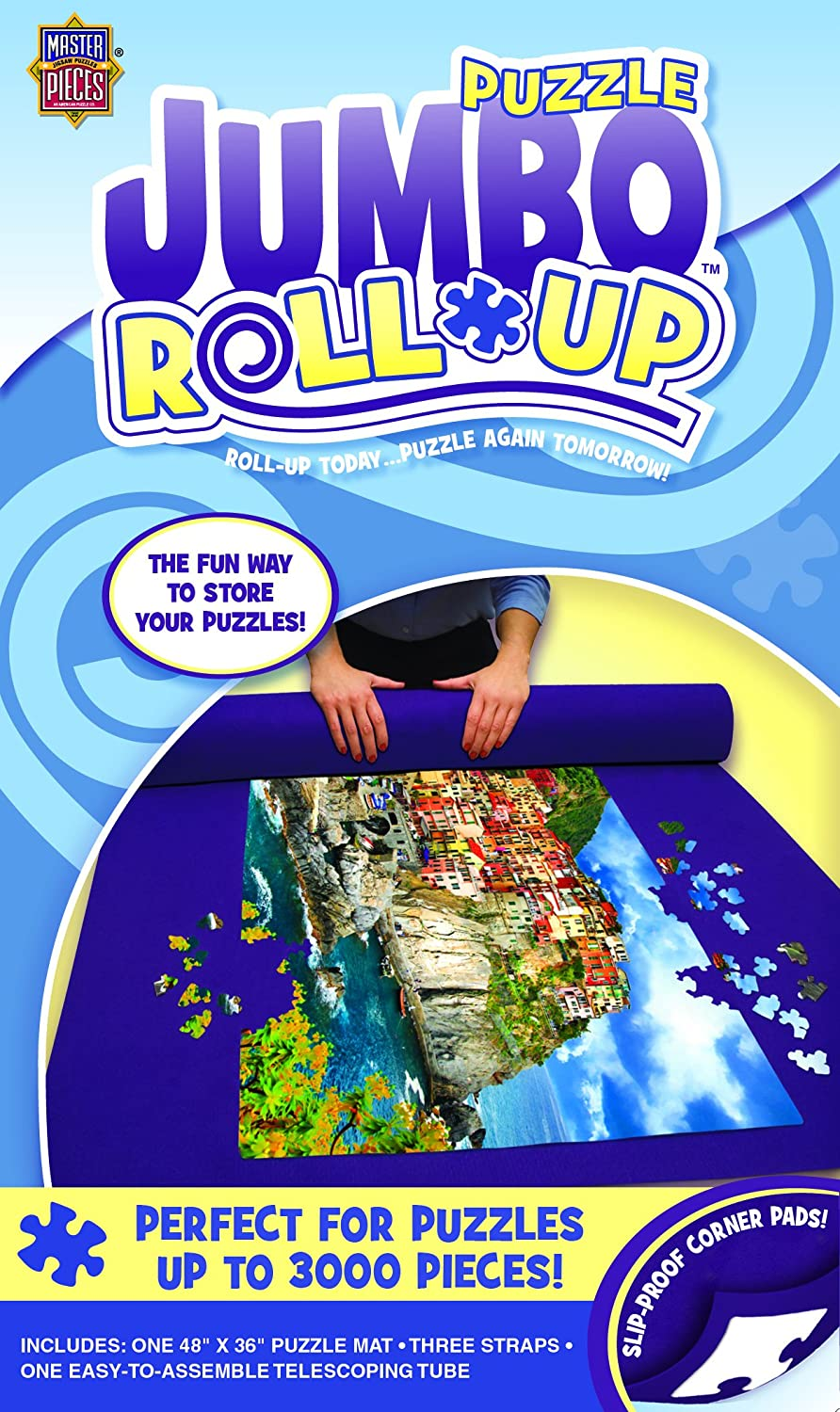 masterpieces jumbo roll up puzzles amazon canada