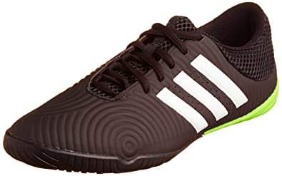 dbc39d88a Freefootball Control Sala Indoor Football Trainers Core Black White Solar  Green - size 9.5