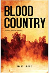 Blood Country (Claire Watkins Book 1) Kindle Edition