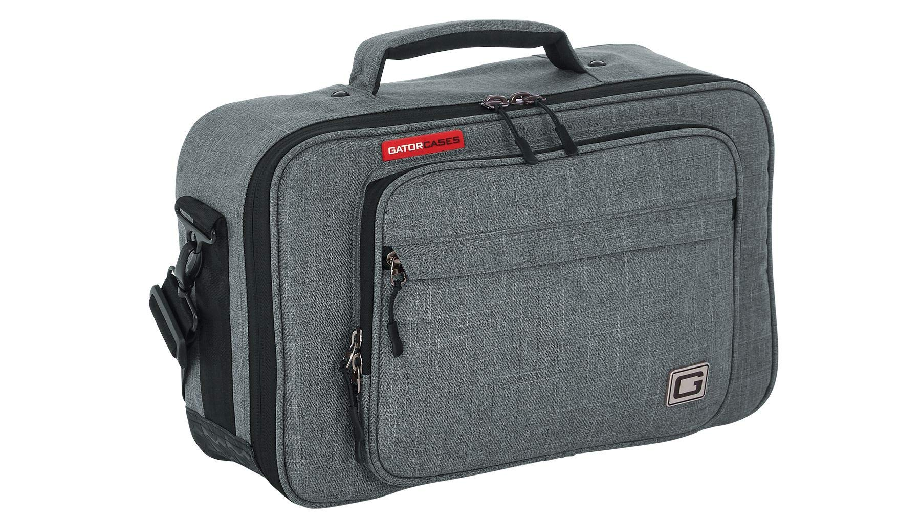 Gator Cases Transit Series Equipment and Accessory Bag; 16'' x 10'' - Grey Other (GT-1610-GRY)
