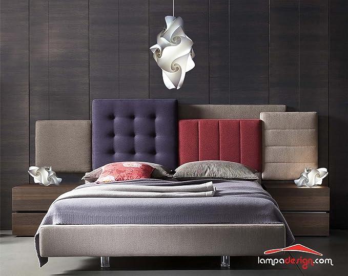PROMO Lampade Camera da letto: 1 Lampadario design SENSITIVE + 2 ...