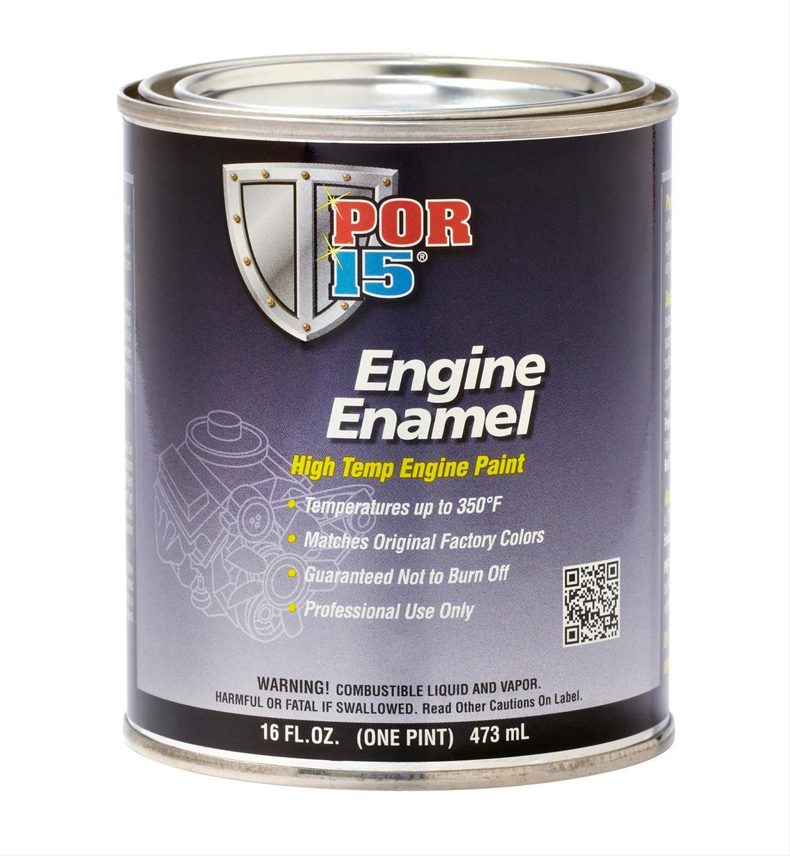 POR-15 42264 Chevy Orange Engine Enamel - 1 quart by POR-15 (Image #1)
