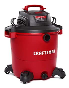CRAFTSMAN 16 Gallon 6.5 Peak HP Wet Dry Shop Vac