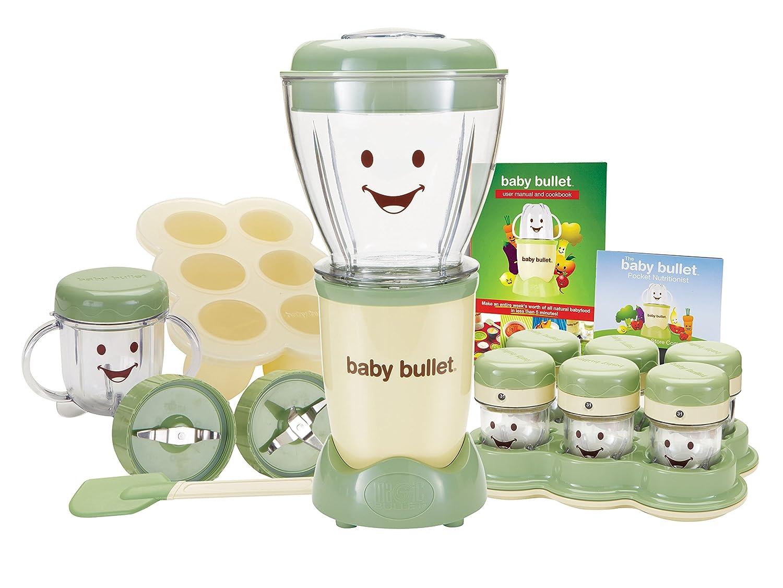 baby food maker baby bullet