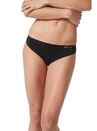 85dfb12676 Boody Body EcoWear Women s Classic Bikini - Sporty Cooling Underwear at  Amazon Women s Clothing store