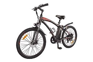 DJ Mountain Bike 750W 48V 13Ah Power Electric Bicycle