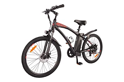 DJ Mountain Bike 750W 48V 13Ah Power Electric Bicycle
