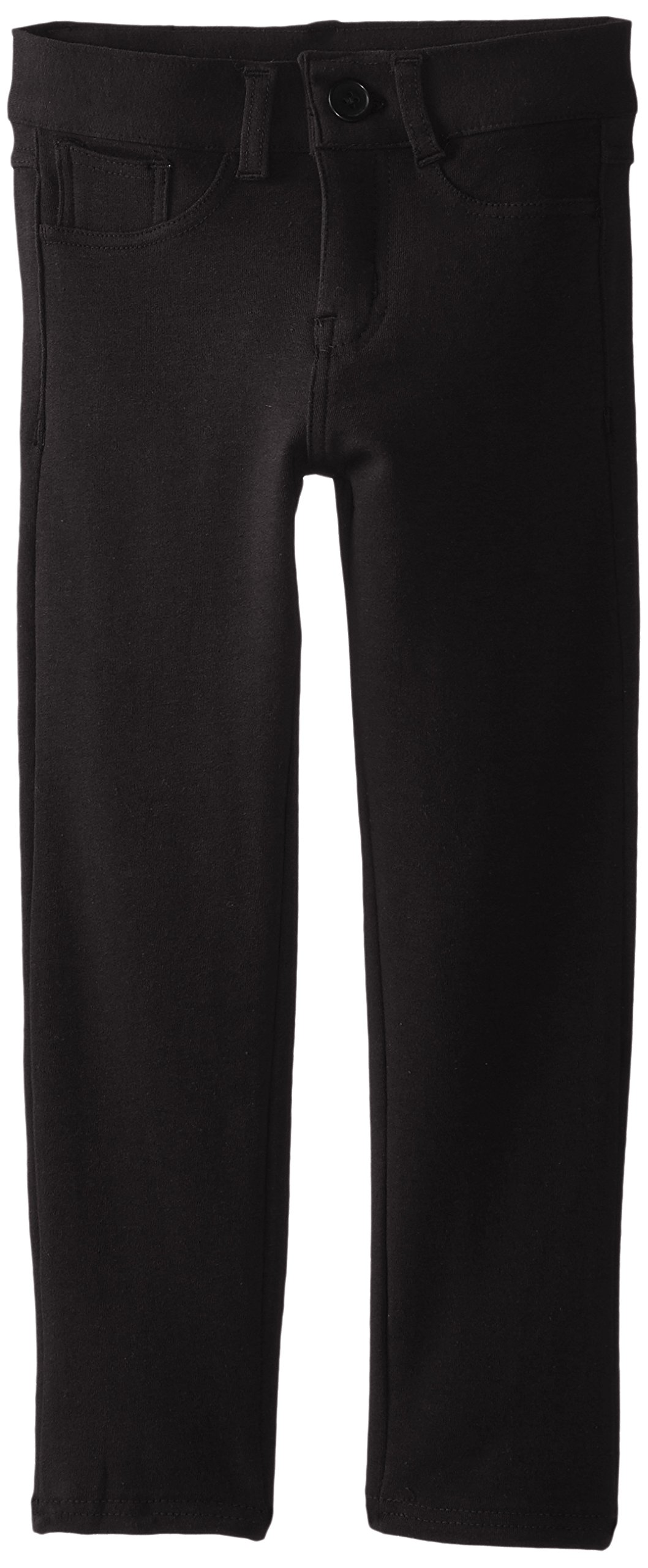 Stretch French Terry Moleton Pant (More Styles Available), Classic Black, 6 by Eddie Bauer