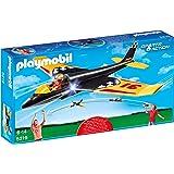 Playmobil - 5219 - Figurine - Planeur De Course