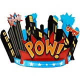 Superhero Comics Party Supplies - Centerpiece