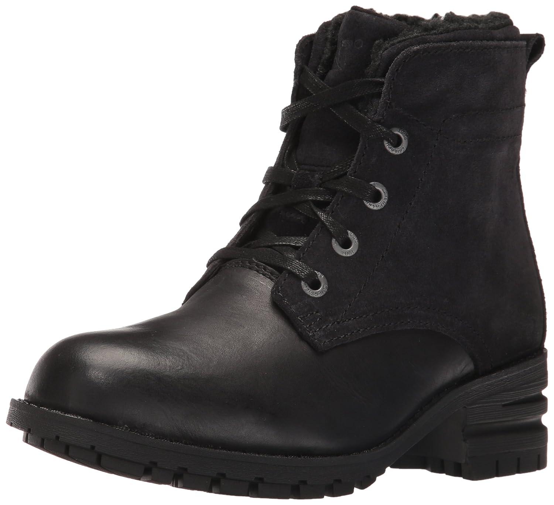 Caterpillar Women's Teegan Boot B01A63YENE 6.5 B(M) US|Womens Black