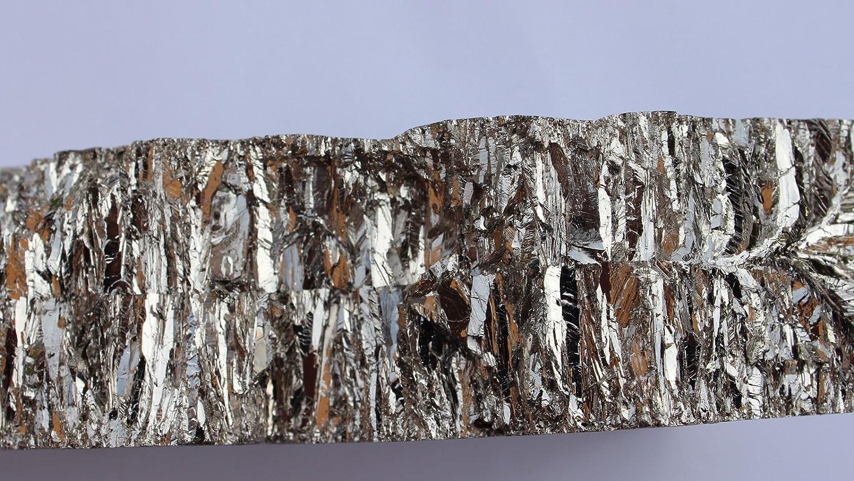 Bismuto, lingote de bismuto de 500 gramos de 99,99 % de pureza, bismuto puro de grado 4N: Amazon.es: Industria, empresas y ciencia