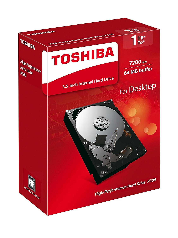 Disco Duro Interno de 3 TB Toshiba P300 3.5