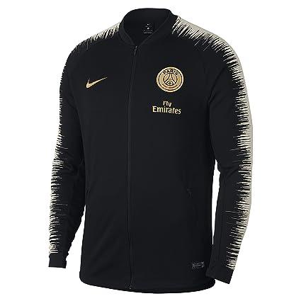 Nike 2018 2019 PSG Anthem Jacket (Black)